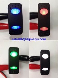 `Hot! New 4X4 Switch & LED Rocker Switch pictures & photos