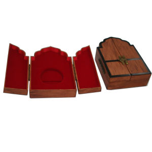 Classic&Luxury Special Shape Wooden Gift Box&Case
