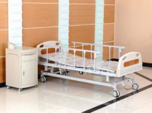 Economic Two Functions Electric Medical Bed (XH-B-2) pictures & photos