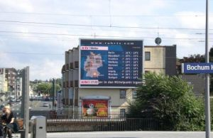 Outdoor Full Color LED Display for Advertising (P8, P10)