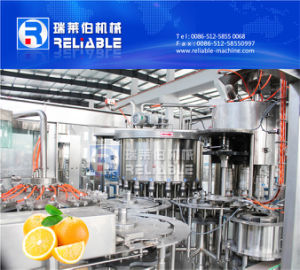 PLC Contrlled Bottle Beverage Filling Machine for Fruit Juice pictures & photos