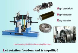 Rotor Dynamic Balancing Machine pictures & photos