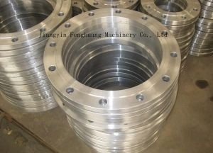 Dn600 Carbon Steel Forging Flat Flange pictures & photos
