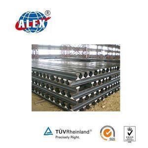Hot Rolled 50kg/M Steel Rail