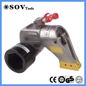 Square Drive Hydraulic Torque Wrench Al-Ti Alloy pictures & photos