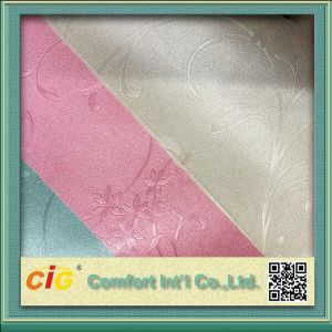 Low Price Chinese Upholstery PVC Vinyl Leather Fabric pictures & photos