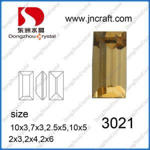 Rectangle Fancy Loose Stone (DZ-3021) pictures & photos