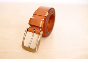 2017 Fashion Reversible Genuine Leather Formal Men′s High Quality Belt