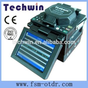 Techwin 2015 New Optical Fiber Fusion Splicers pictures & photos
