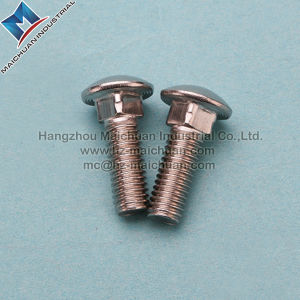 DIN603 Round Head Square Neck Carriage Bolts pictures & photos