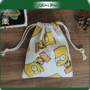 Cartoon Printing Cotton Children Gift Bag pictures & photos