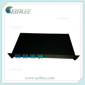 "1550nm Optical Coupler Module (1X2, 8in1, 19"" Rack) pictures & photos"