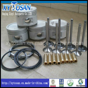 Engine Spare Parts (piston piston ring intake and exhaust valve valve guide (OEM 094856, 094957) pictures & photos