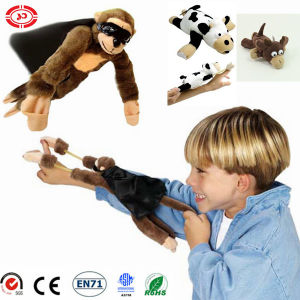 Flying Plush Monkey Chicken Animal Kids Funny Screaming Toy pictures & photos