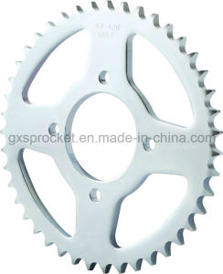 Motorcycle Chain Sprocket Suzuki Gx125/Sj125 Rear pictures & photos