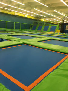 Customized Made Trampoline Indoor Trampoline Park pictures & photos