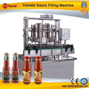 Jam Sauce Filling Machine pictures & photos