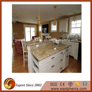 Natural Polished Granite Kitchen Countertop pictures & photos