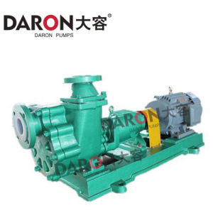 Corrosion Resistance Magnetic Pump Lined with Fluorine Plastic