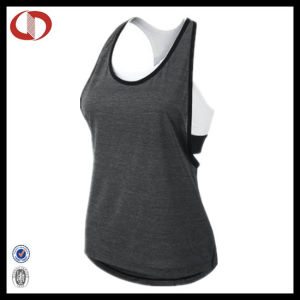 Cheap Ladies Sexy Sportswear Tight Sport Tank Top pictures & photos