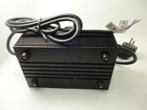 36V 8A Lithium LiFePO4 Battery Charger with Aluminium Alloy Case for Electric Scooter pictures & photos