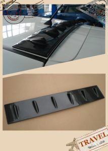 Carbon Fiber Trunk Spoiler Roofline Wing Top Diffuser pictures & photos