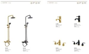 Sanitary Ware G53101A/H Basin Mixer Bathroom Accessories Furniture pictures & photos