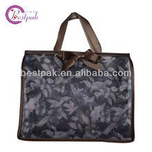 Large PVC Travel Handle Bag