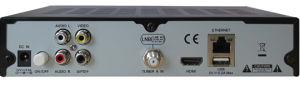 Zgemma H. S DVB-S2 MPEG4 HD Receiver Hbbtv FTA Satellite Receiver pictures & photos