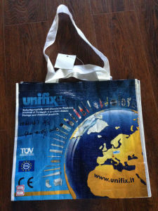 Custom Printed Eco-Friendly PP Woven Bag