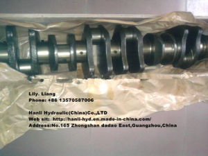 Hydraulic Cat Stainless Steel Engine Crankshaft for Constuction Machinery pictures & photos