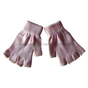 Wholesale Knitted Acrylic Magic Touch Screen Gloves/Mittens pictures & photos