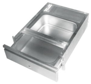 American and European Stainless Steel Drawer Gastronom Pans Gn Pans for Food Buffet Kitchen pictures & photos