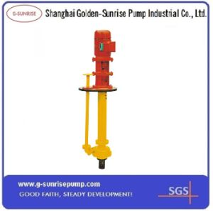 Gby Type Concentrated Sulfuric Acid Semi-Submerged Centrifugal Pump