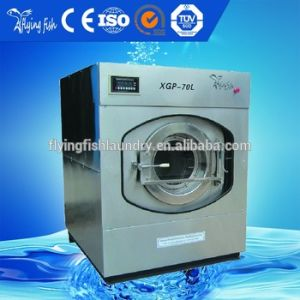 Used Laundry Equipment Fully Automatic Washing Machine Commercial Washer (XGQ) pictures & photos