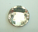 Flat Back Round Glass Beads pictures & photos