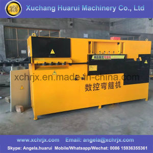 Automatic Rebar Stirrup Bender/CNC Wire Bending Machine Factory Price pictures & photos