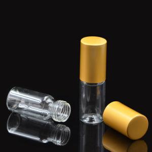 19*47 Concave Bottom Screw Bottle Powder Bottle
