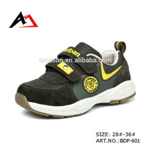 Sports Walking Shoes Flat Casual for Children Footwear (BDP-601) pictures & photos