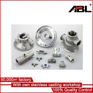 Ablinox High Quality Stainless Steel Professional on CNC Parts pictures & photos