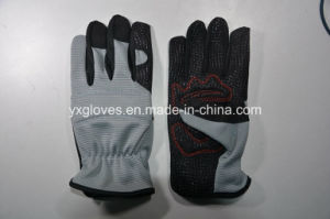 Weight Lifing Glove-Silincon Glove-Working Glove pictures & photos