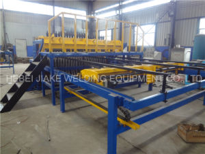 Cold-Rolled Ribbed Bar Welding Machine pictures & photos