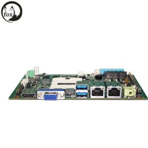3.5inch Hm87 Industrial Motherboard Intel Haswell I3 4000m Motherboard I5 4200m Motherboard with 2*USB 3.0/2.0 Port pictures & photos