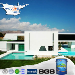 Maydos Easy Application Color Outdoor Wall Paint pictures & photos