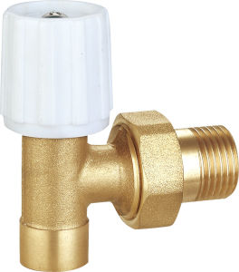 Brass Thermostatic Radiator Valve RV-1130 pictures & photos