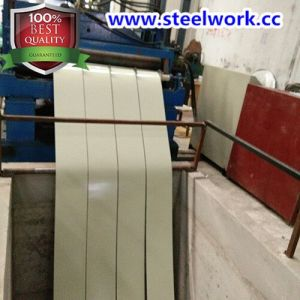 High Quality (PPGI/PPGL/GI/GL) Color Coated Steel Coil (Beige) (CC-07) pictures & photos