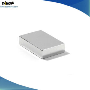 Powerful Permanent NdFeB/Neodymium Block Magnet for Sale pictures & photos