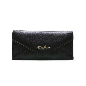 Wholesale Genuine Leather Wallet Envelope Deisgner Fashion Purse Bag (XQ0689) pictures & photos