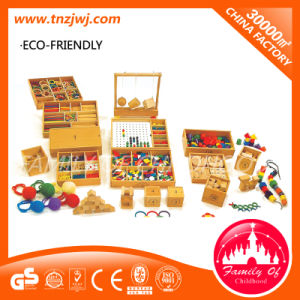 Counting Sticks Wooden Educational Montessori Toys for Studying pictures & photos