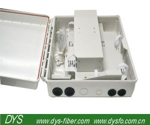 12 Ports Outdoor Waterproof Fiber Optic Termination Box pictures & photos